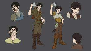 CharacterDesign-MedievalTheme1