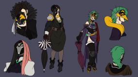 CharacterDesign-FantasyTheme1